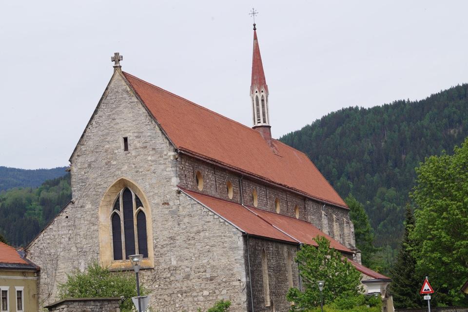 Felsenkeller - Dominikanerkirche